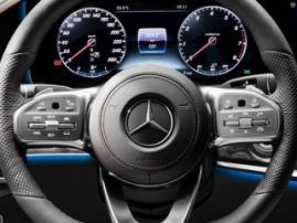 Mercedes-Benz produces autonomous cars