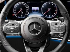 Mercedes-Benz выпускает автономные автомобили