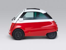 Micro Mobility Microlino: электрокары-пузыри снова в моде?