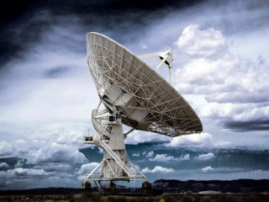 Mission to find alien civilizations recorded signals from dwarf galaxy