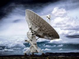 Миссия по поиску внеземных цивилизаций зафиксировала сигналы от карликовой галактики