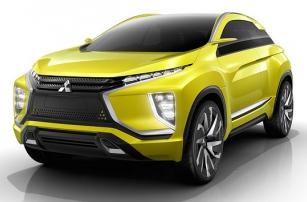 Mitsubishi готовит автомобиль с системой дополненной реальности