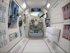 МКС может стать первым отелем в космосе