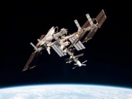 МКС теперь на новой орбите