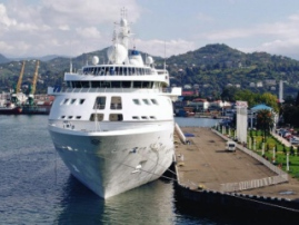 Sea voyages to Georgia: new opportunities for Krasnaya Polyana guests