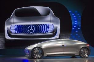 На автобанах появятся автономные модели Е-класса от Mercedes
