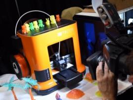 На российском рынке появились уникальные образовательные 3D-принтеры от XYZ