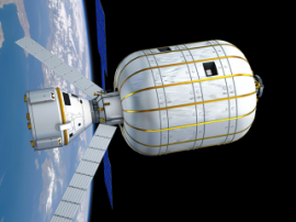 Bigelow Aerospace to place inflatable space module in the orbit of the Moon