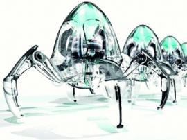Нанороботы будут участвовать в операциях внутри организма