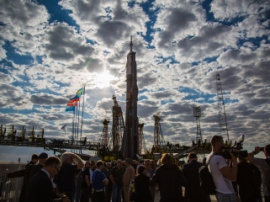 Некоторые объекты «Байконура» планируется передать Казахстану в 2018 году