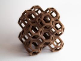 Немецкие дизайнеры представили 3D-принтер для печати изделий из шоколада