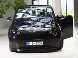 Germans presented €16 000 electric car (VIDEO)