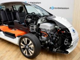 Nissan, Renault и Mitsubishi анонсировали электромобили совместной разработки