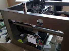 New 3D printer Iro3D: compact, simple and cheap device