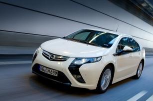 Новый электрокар марки Opel Ampera-е начнут собирать в США