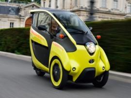 Образ городского авто будущего