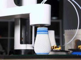 Обзор новостей 3D-печати: 3D-печатный собачий нос, дрон и робот-3D-принтер
