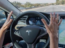 One more failure of Tesla autopilot mode leads to road accident