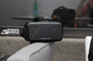 Oculus Rift might Introduce Virtual Reality Journalism