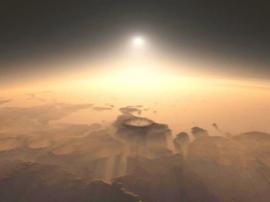 Определено лучшее место для создания базы на Марсе