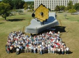 Орбитальный телескоп James Webb готовят к испытаниям в NASA