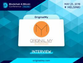 OriginalMy's developer reveals how to transform society using blockchain
