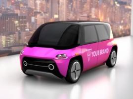 OSVehicle показала свой беспилотный электромобиль