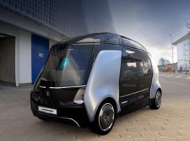 Отечественные концепты беспилотных автомобилей