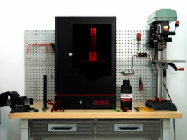 Открыт предзаказ на компактный фотополимерный 3D-принтер стоимостью $1900