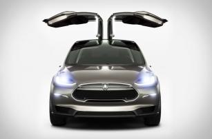 Открыта кастомизация Tesla Model X