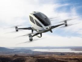 Пасажирський безпілотник розпочинає тестові польоти