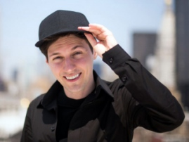 Павел Дуров: «Такое чувство, будто это биткоин наложил санкции на Россию»