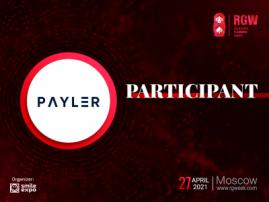 Payler – a Developer of Financial Solutions For Business Will Become an Exhibitor at Russian Gaming Week 2021