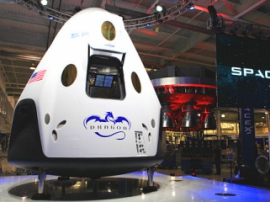 Before the first manned mission a new fuel manufacturing plant will be built on Mars