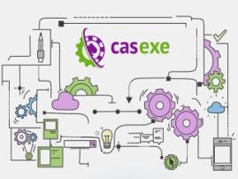 CASEXE platform keeps upgrading