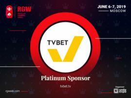 Platinum Sponsor of RGW 2019: Live Game B2B Provider – TVBET