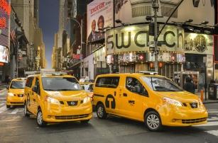 Победит ли Nissan компании Google и Uber в гонке по разработке самоуправляемых такси?