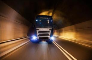 Подключенные грузовики от Scania