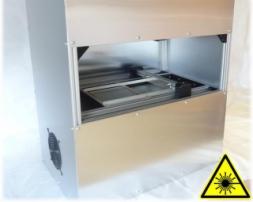 Подросток из Германии создал недорогой лазерный 3D-принтер