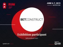 BetConstruct Gambling Solutions Provider – Exhibitor of RGW 2019
