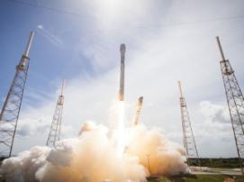 Повторный запуск ракеты-носителя Falcon 9 запланирован на ноябрь