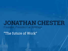 Práce na dálku a výplata mzdy pomocí blockchainu. Příspěvek zakladatele BitWage