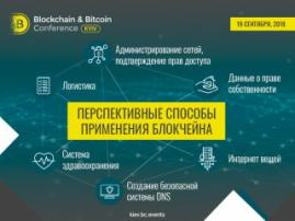 Практические сферы применения технологии блокчейн
