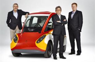 Представлен новый автомобиль Shell Concept Car с 3D-печатными деталями