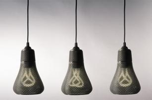 Представляем Kayan: эксклюзивный 3D-печатный абажур для Plumen