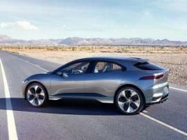 Предзаказы на первый электрокроссовер от Jaguar бьют рекорды во всём мире