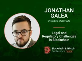President of Bitmalta Jonathan Galea: About DLT Regulations and Legal Challenges