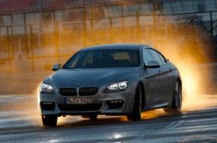 Профессиональный автогонщик VS автопилот BMW