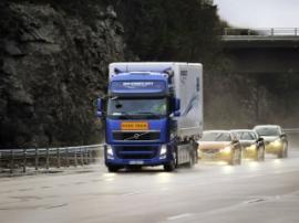 Произведет ли система автопилота фурор в индустрии грузовых автомобилей?