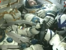 Прямой эфир запуска корабля «Союз МС-04» в космос